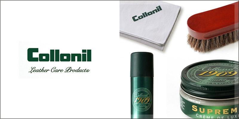 革小物 人気ブランド Collonil コロニル