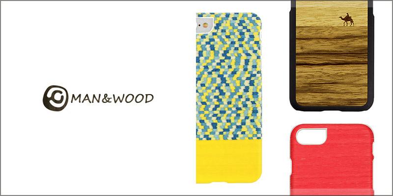 iPhoneケース おすすめ ブランド man&wood マンアンドウッド