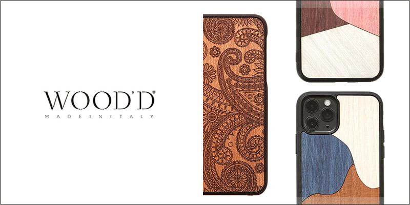 iPhoneケース おすすめ ブランド WOOD'D ウッド
