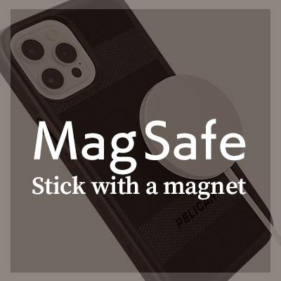 iPhone12/iPhone12Pro MagSafe対応ケースはこちら