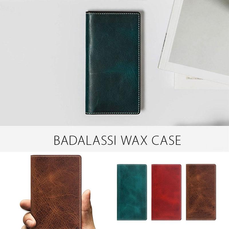 『SLG Design エスエルジー デザイン Badalassi Wax Case』