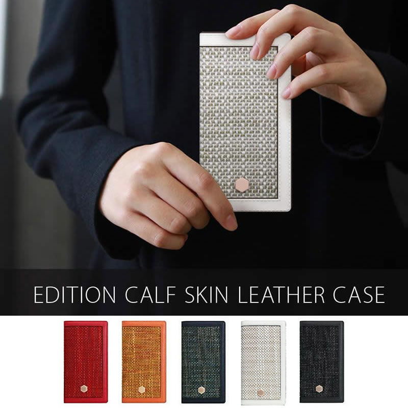 『SLG Design エスエルジー デザイン Edition Calf Skin Leather Diary』