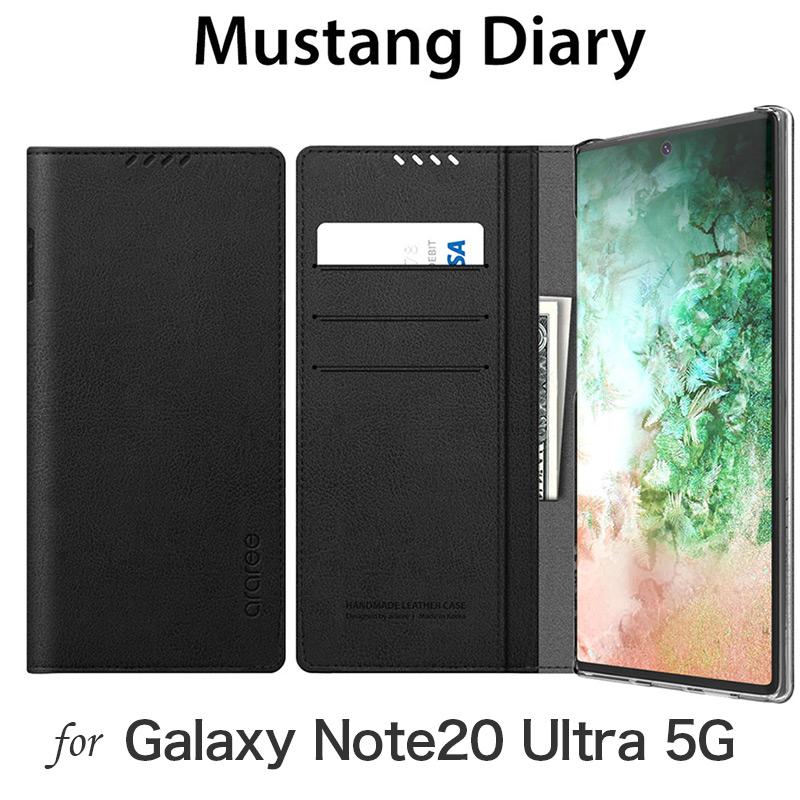 Mustang Diary Galaxy Note20 Ultra 5G