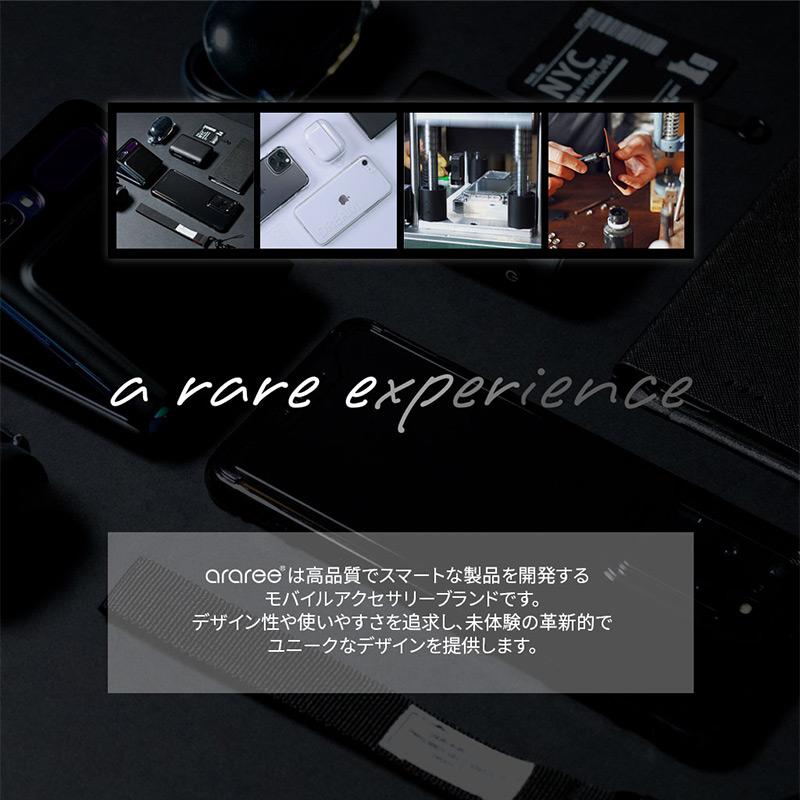 arareeは高品質でスマートな製品を開発するモバイルアクセサリーブランドです。