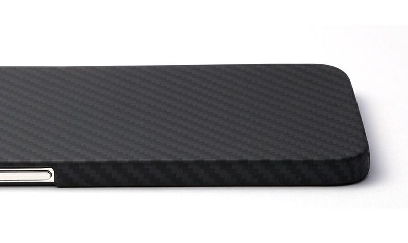 艶消し(マット)仕上げ Ultra Slim & Light Case DURO iPhone13 mini ケース 背面 カバー