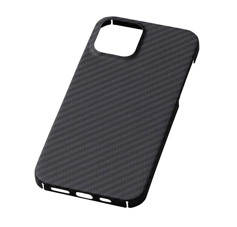 精密な加工技術でiPhoneを保護 Ultra Slim & Light Case DURO iPhone13 mini ケース 背面 カバー