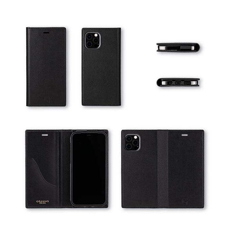 スタイリッシュデザイン、イタリアンレザーのスマホケース、iPhone13 mini Pro Max