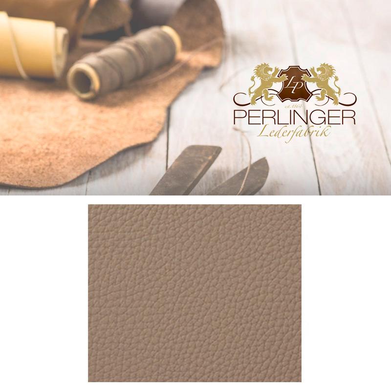 ペリンガー社のシュランケンカーフは、世界トップクラスの発色の良さと上質な柔らかさが特徴の天然皮革です。