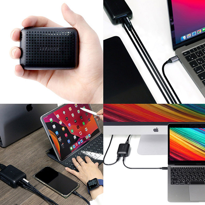 HyperDrive 60W USB-C/Switch用 多機能ドック