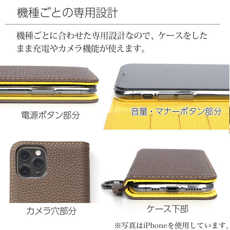 機種ごとに合わせた専用設計なので、ケースをしたまま充電やカメラ機能が使えます