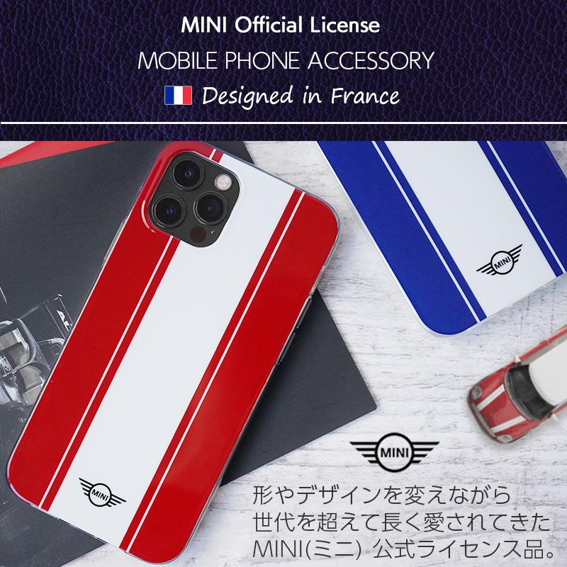 形やデザインを変えながら世代を超えて長く愛されてきたMINI(ミニ) 公式ライセンス品 背面カバーiPhoneケースです。