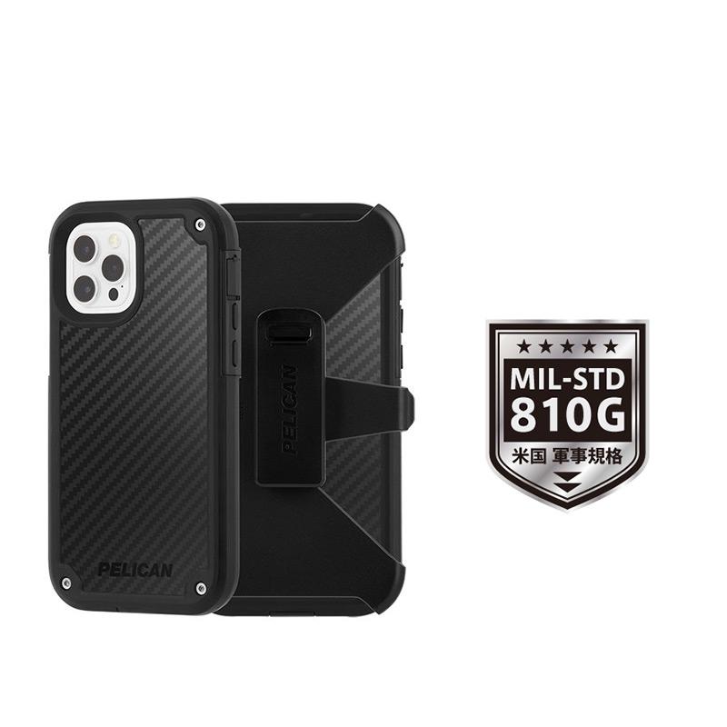 アメリカ国防総省制定MIL規格の耐衝撃性 Pelican Shield iPhone13 Pro ケース 衝撃吸収 背面 カバー スマホケース 耐衝撃