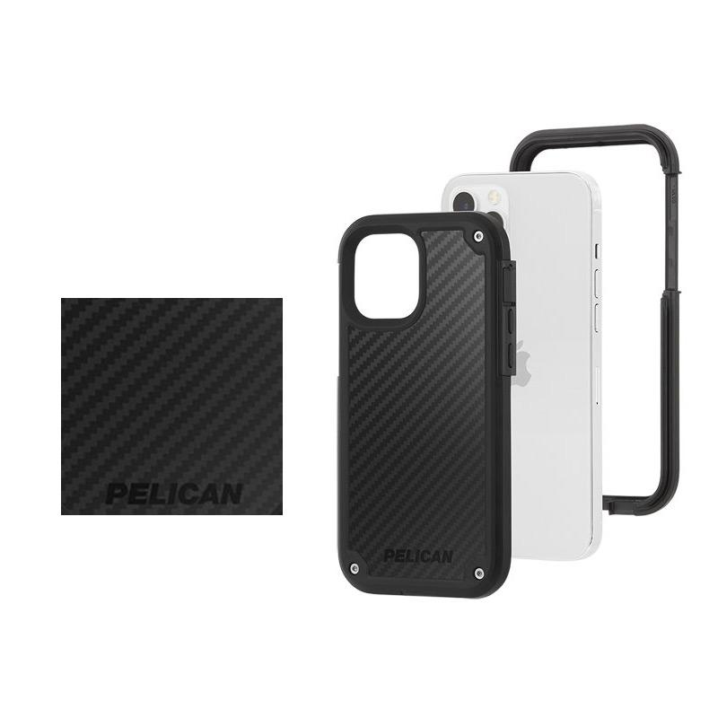 5層構造の強固なケースがiPhoneをしっかり保護 Pelican Shield iPhone13 Pro ケース 衝撃吸収 背面 カバー スマホケース 耐衝撃