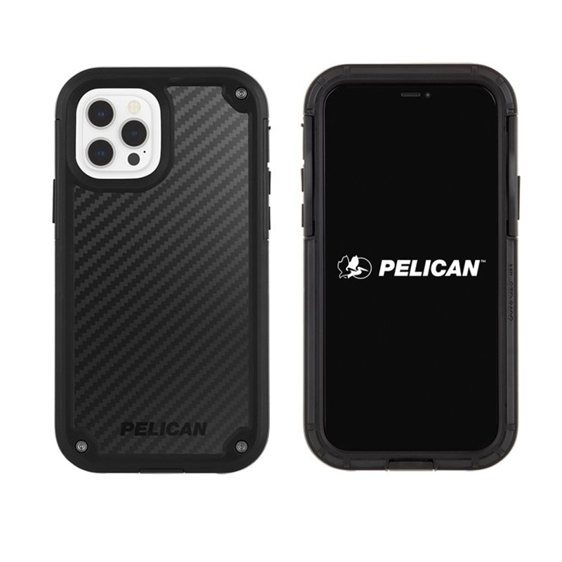 シンプルで使いやすいケース Pelican Shield iPhone13 Pro ケース 衝撃吸収 背面 カバー スマホケース 耐衝撃