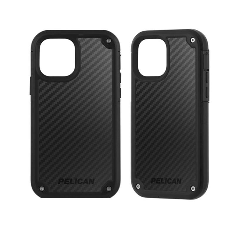 抗菌素材をコーティング Pelican Shield iPhone13 Pro ケース 衝撃吸収 背面 カバー スマホケース 耐衝撃