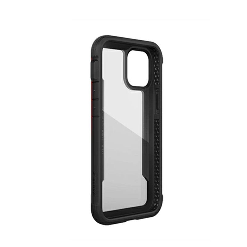 3種類の素材を組み合わせたハイブリッドケース iPhone13 mini Pro Max ケース 衝撃吸収 背面 カバー 耐衝撃