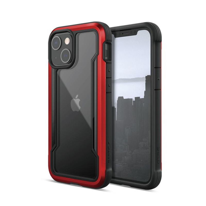 液晶とカメラを保護する『RAPTIC Shield Pro』 iPhone13 mini Pro Max ケース 衝撃吸収 背面 カバー 耐衝撃