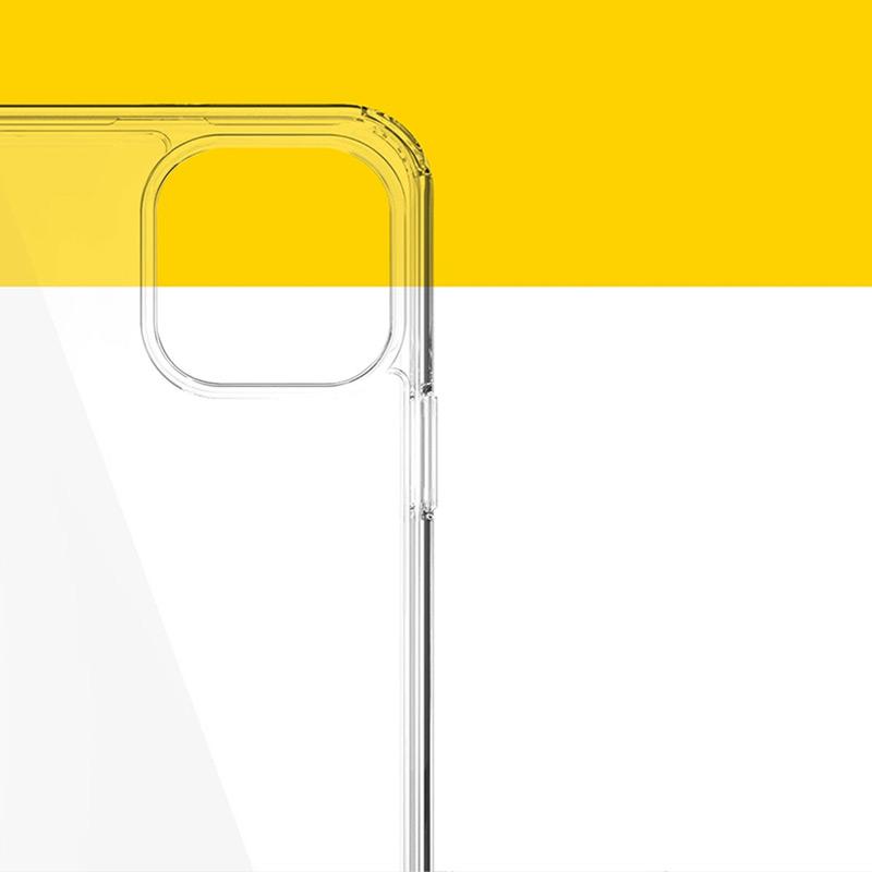 透明度の高いバックパネルSwitchEasy PLAY iPhone13 Proケース クリア 背面 カバー スマホケース ブランド