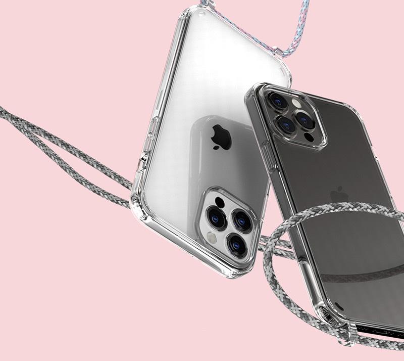 コーナープロテクション iPhone13 Pro ケース クリア 背面 カバー スマホケース ブランド