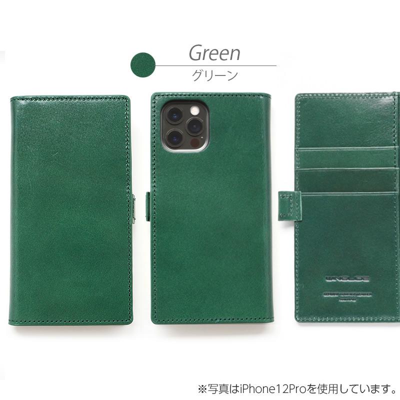 iPhone 12 12Pro ケース 手帳型 ブランド 本革 スマホケース