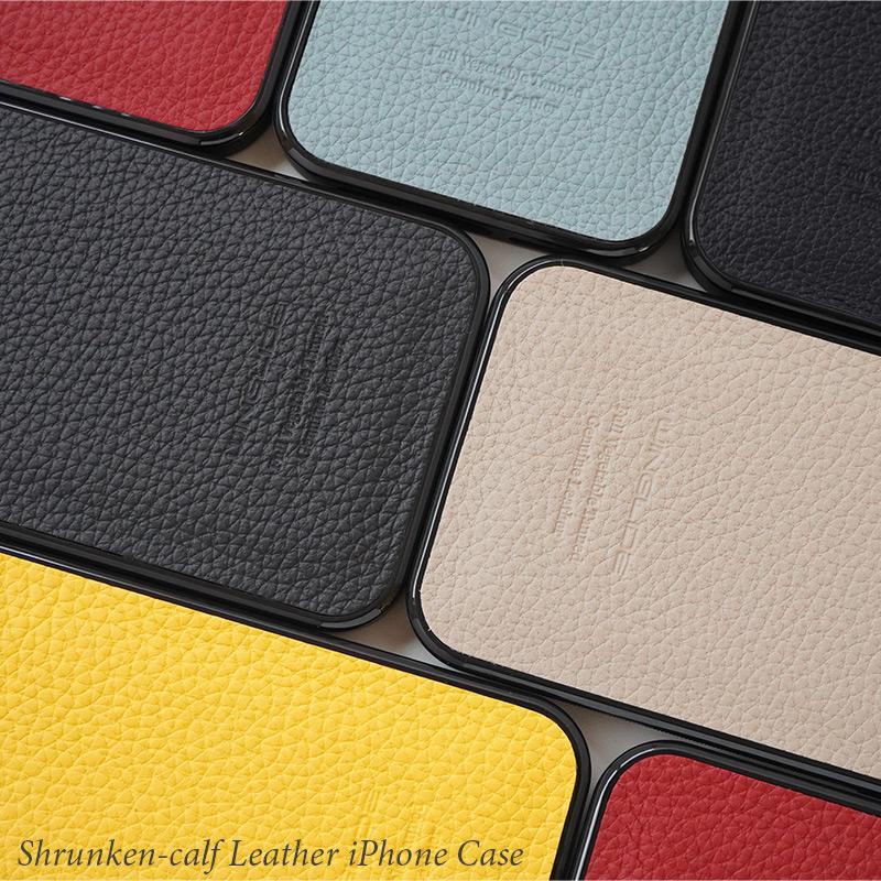 6色カラバリ、WINGLIDE『iPhone16シリーズ対応 シュランケンカーフ 背面カバー ケース』