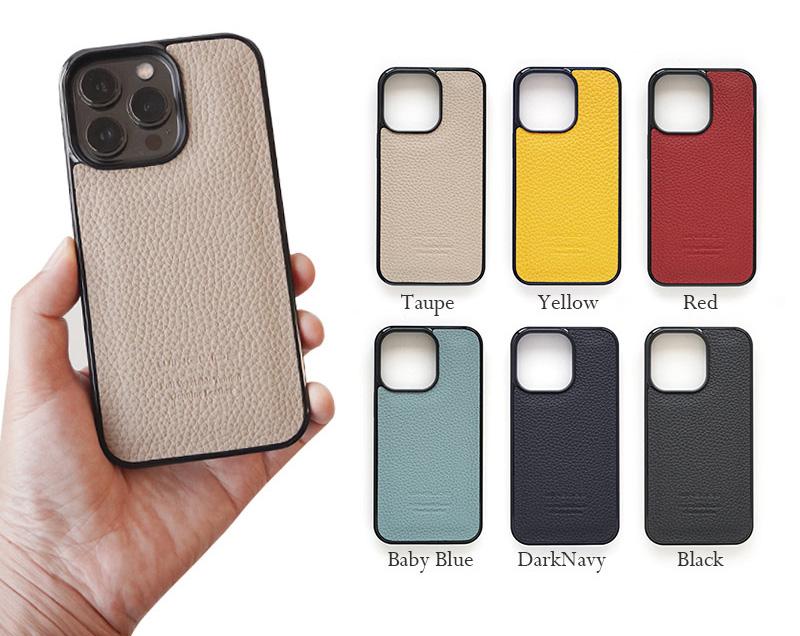 6色カラバリ、WINGLIDE『iPhone13シリーズ対応 シュランケンカーフ 背面カバー ケース』