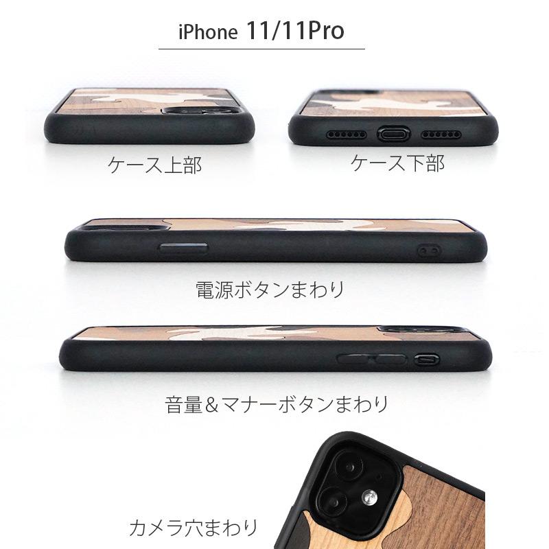 iPhone11/11Pro ボタンまわり