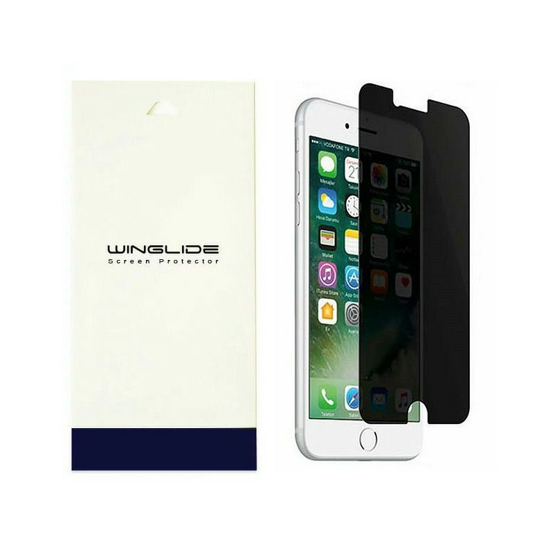 iPhone 液晶保護 フィルム 人気 ランキング 2位 				『のぞき見防止 プライバシーフィルム 360度』 iPhone XS/XsMax/XR/8/7