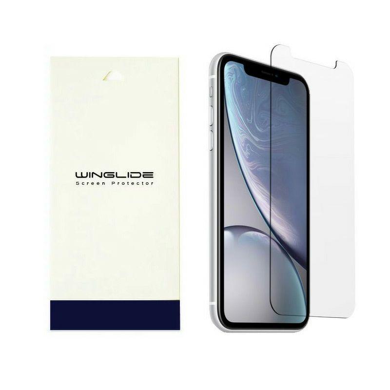 iPhone XR 液晶保護 フィルム おすすめ ランキング 4位          『ガラスフィルム 光沢』iPhone XR