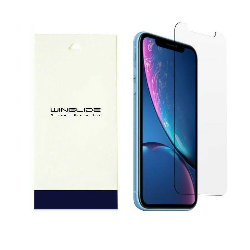 ガラス フィルム ブルーライトカット 液晶 保護 iPhone XS iPhone X iPhone XR iPhone SE iPhone 8 iPhone 7