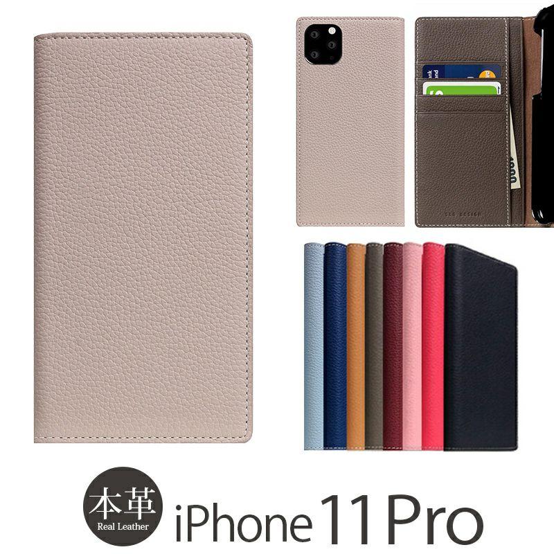 iPhone 11 Pro ケース メンズ・レディース 売上 ランキング 5位          『SLG Design Full Grain Leather Case』 iPhone 11 Pro ケース 手帳型 本革 レザー